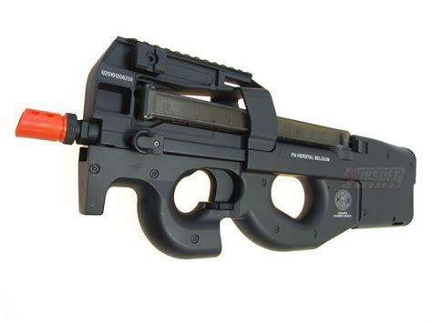 Airsoft Gun Type Fn fn herstal p90 tr airsoft gun aeg by cybergun refurbished