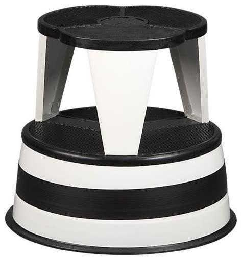 kik step white stool modern ladders and step stools