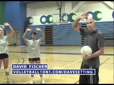 setting drills youtube volleyball setting technique youtube