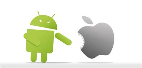 Who Android Operating System by Ios Vs Android Best Out Of Limited Sagmart India