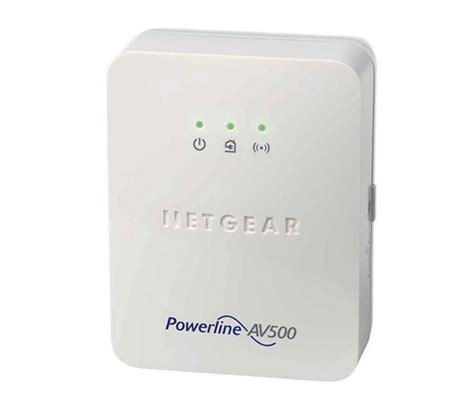 Adaptor Access Point netgear powerline 500 wifi access point review neat