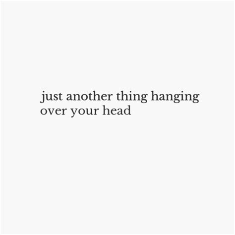 Another Thing I About Me by In Your Poster Quot Just Another Thing Hanging Your