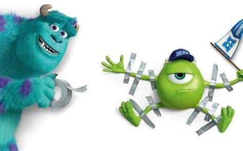 film cartoon monster university monsters university disney animation cartoon wallpaper