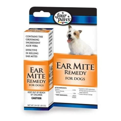 1000 ideas about ear mites on ear