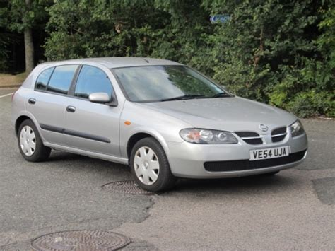 2005 nissan almera used nissan almera 2005 silver paint petrol for sale in