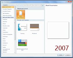 new themes for powerpoint presentation 2007 templates themes template format jan s working with
