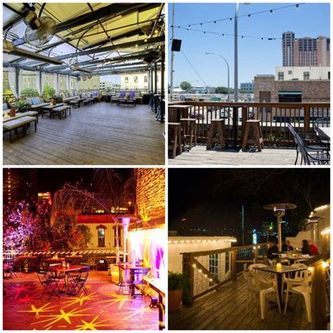 top bars in austin tx where to drink on a roof before it gets hot as hell