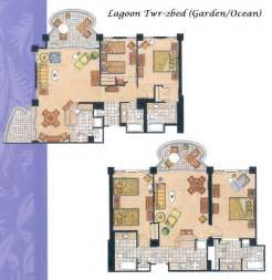 Hilton Hawaiian Village Lagoon Tower Floor Plan by Hhv Lagoon 2br Premier Hilton Hgvc