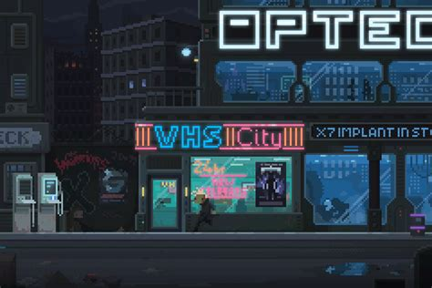 design lab high school fight genuine human cyberpunk 2015 pixel art on behance