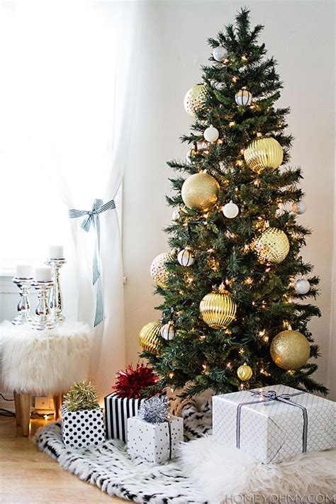 gold tree homey oh my