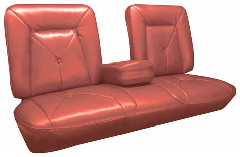 split bench seats 1965 cadillac deville seat upholstery 1965 front split