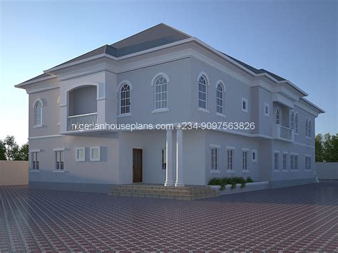 6 bedroom duplex house plans 6 bedroom duplex house plans in nigeria