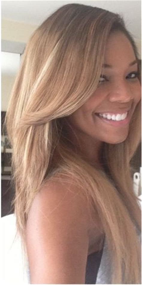 blonde bob dark skin gabrielle union darker skin color she likes to use the