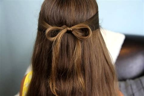 easy girls hairdo different kind of simple easy hairstyles for school