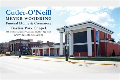 cutler o neill meyer woodring funeral home council
