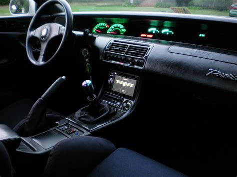 how it works cars 1995 honda prelude interior lighting honda prelude interior 5th gen image 136