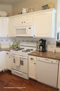 White Kitchen Cabinets White Appliances Kitchen Cabinets Black Appliances White Painting Paint White Kitchen Cabinets Black Appliances