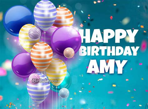 happy birthday amy memes wishes  quotes