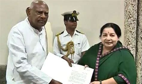 Cabinet Ministers In Tamilnadu by Jayalalithaa To Take Oath As Tamil Nadu Chief Minister