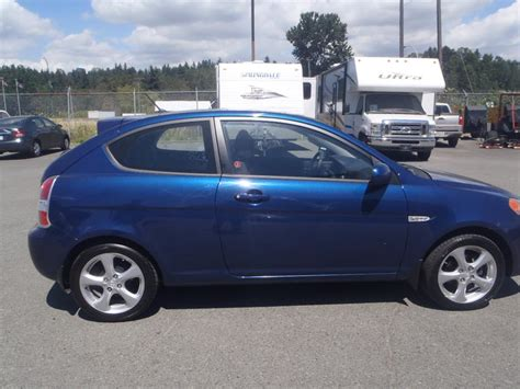 2011 Hyundai Accent Sport 2011 Hyundai Accent Sport Manual Outside Cowichan Valley