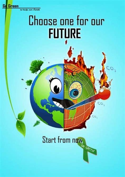 33 contoh poster adiwiyata go green lingkungan hidup hijauayuprint co id