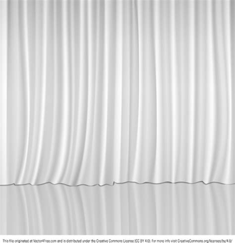 white curtain texture vector white curtains free vector in encapsulated