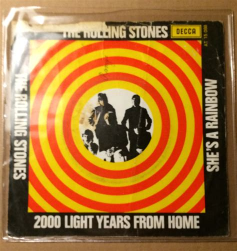 the rolling stones 2000 light years from home decca at