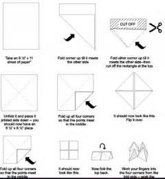 How To Make Paper Fortune Tellers - make a fortune teller a and cheap activity for children