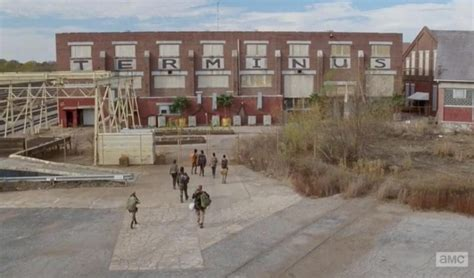 the terminus the walking dead what of hell is terminus anyway