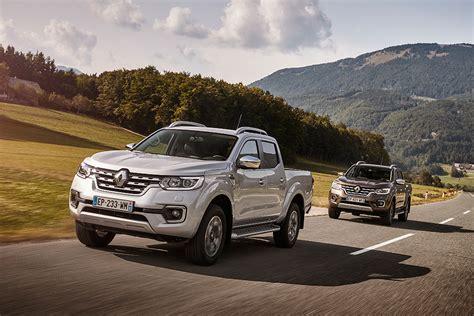 renault alaskan price renault alaskan launched in europe leisure wheels