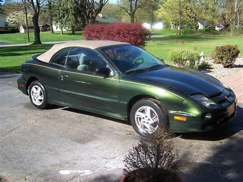 2000 Pontiac Sunfire Coupe by Find Used 2000 Pontiac Sunfire Gt Coupe 2 Door 2 4l