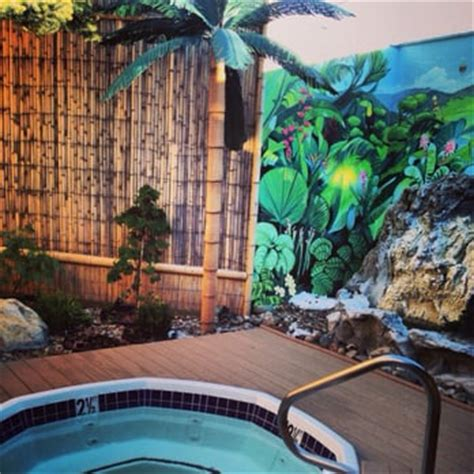 Oasis Tub Gardens by Oasis Tub Gardens Pool Tub Arbor Mi