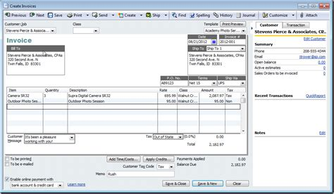how to change invoice template in quickbooks quickbooks 2013 changes to transaction forms accountex