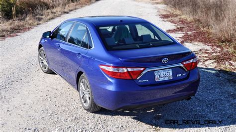 Toyota Camry Se 2015 Review 2015 Toyota Camry Se Hybrid Review 45