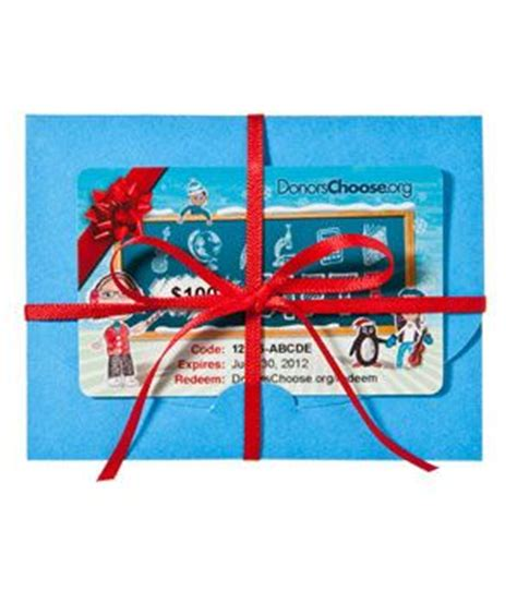 Donors Choose Gift Card - 17 best images about give money ideas on pinterest dollar bills creative and gifts