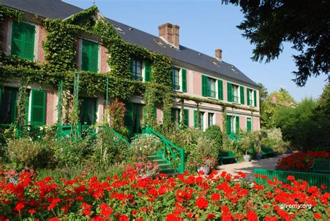 S Home And Garden by Claude Monet S Garden At Giverny