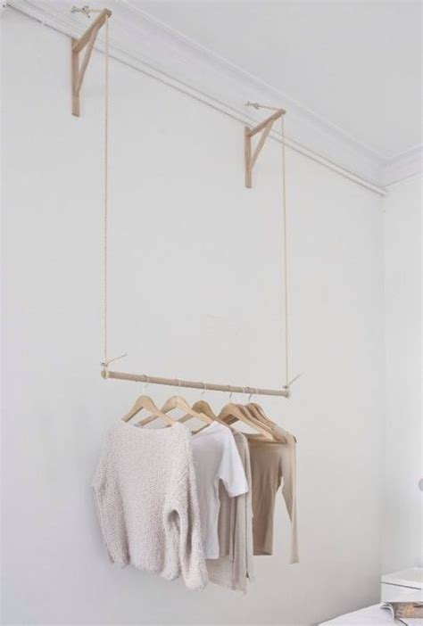 Diy Hanging Clothes Rack by Wardrobe Storage Solutions For Wardrobe Worries