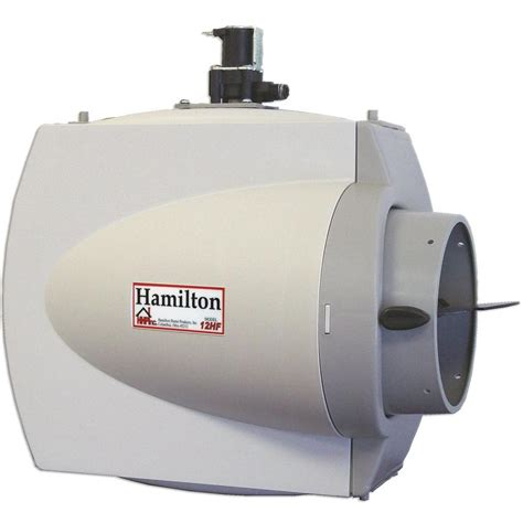 whole house humidifiers hamilton whole house furnace mount flow through humidifier