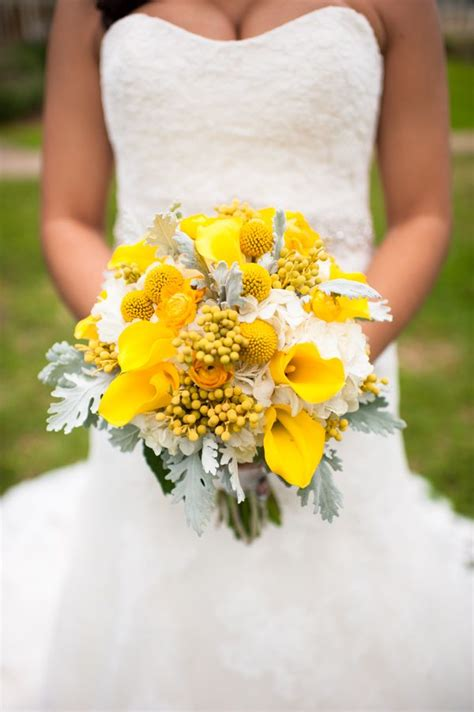 Wedding Bouquet Yellow by Yellow Lilies Wedding Bouquet Www Imgkid The Image
