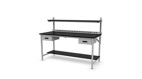 esd work benches steelsentry top rated esd workbench