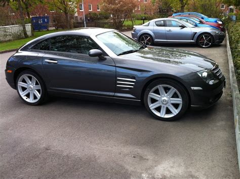 Chrysler Crossfire Specs by Chrysler Crossfire Coupe Laptimes Specs Performance Data