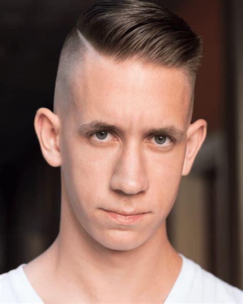 men haircut called the aggressive undercut haircut