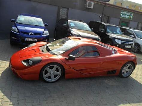 mclaren f1 replica is quite cheap car tuning
