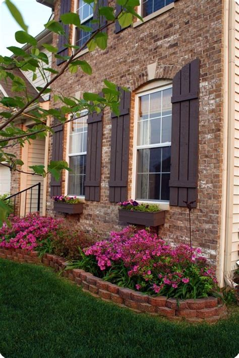 flower beds around house flower bed for the home pinterest