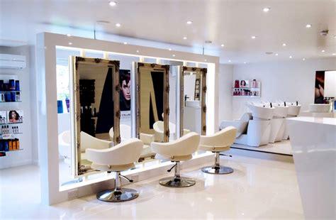 Interior Design Of Parlour by Salon Parlour Interior Designer Delhi Ncr