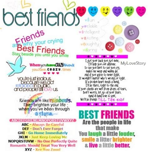 my favorite quotes ii polyvore sweet quotes for your friend quotesgram