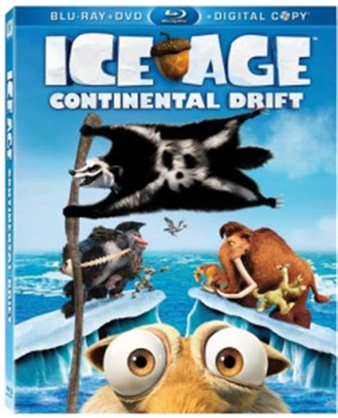 ice age 4 continental drift dvd ice age continental drift orlando family magazine