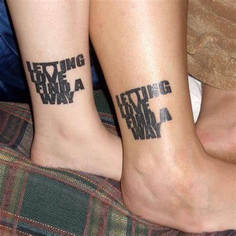 love tattoos  couples
