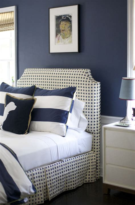 Navy Blue Room by Navy Blue Boy S Bedroom Cottage Boy S Room Morrison
