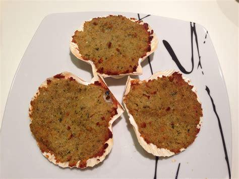 cucinare capesante surgelate ricette delle capesante gratinate